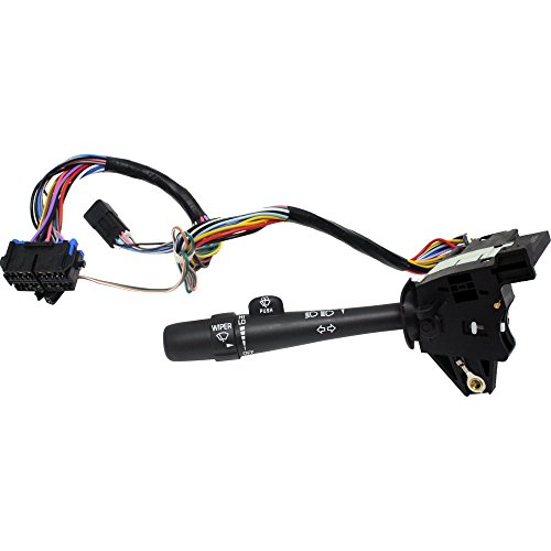 02 impala headlight switch - 7