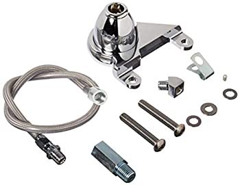 Arlen Ness 15-658 Oil Pressure Gauge Kit
