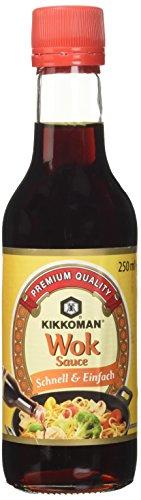 Kikkoman Salsa per Cottura Wok - 250 ml