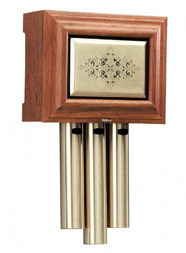 nutone la305wl traditional wired musical door chime, walnut Home Doorbell Wiring nutone la305wl traditional wired musical door chime, walnut doorbell chimes amazon com