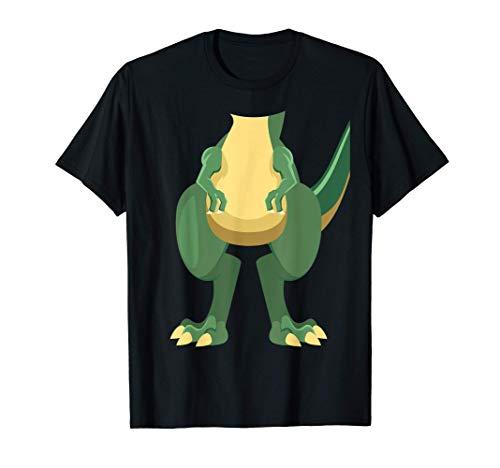 Disfraz de dinosaurio T-Rex para Halloween para nios Camiseta