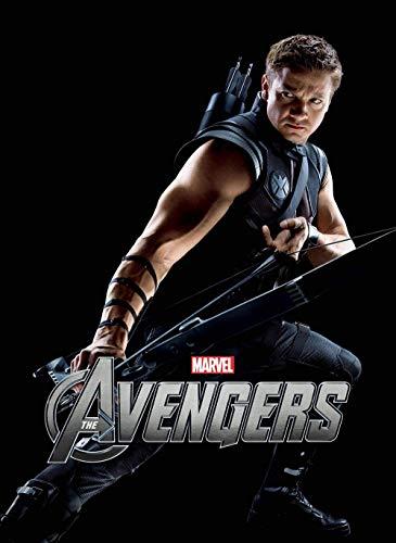 The Avengers Jeremy Renner Posterdruck, Größe: 28 x 43 cm, Geschenk, dekorativer Druck