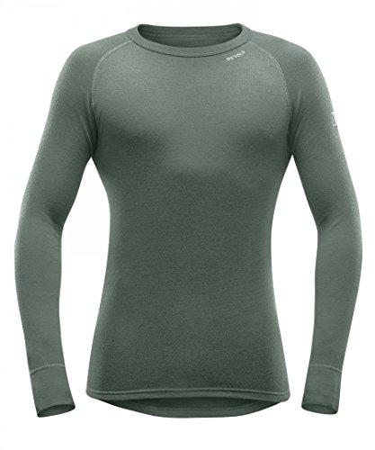 Devold 235 Extra Warm Expedition shirt met lange mouwen voor heren, warm thermo-onderhemd