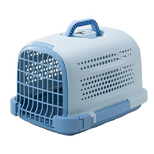 Gabbiette cucce Gabbia per Animali Gabbia per Cani Gabbia per Gatti Scatola d'Aria per Animali Portatile gita Gatto spedizione Scatola di Gatto Piccolo Cane Cuccioli Air Box Adatto per 8 kg