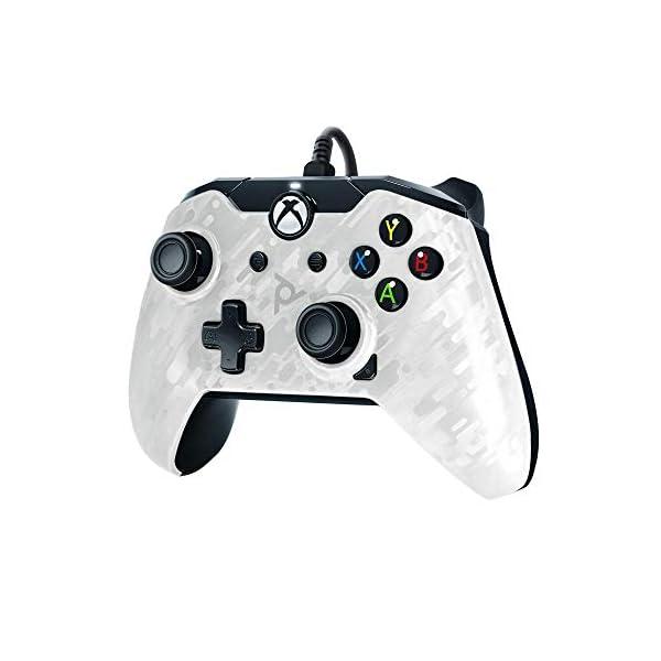 Manette-filaire-pour-Xbox-One-SXPC-Camo-Blanc