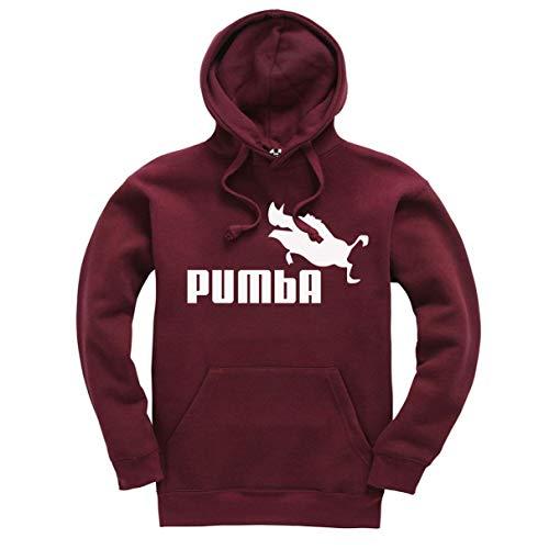 Pumba - Sudadera con capucha y capucha