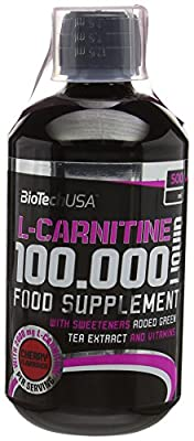 Bio Tech Cherry L-Carnitine 100.000 Liquid, 1 kg