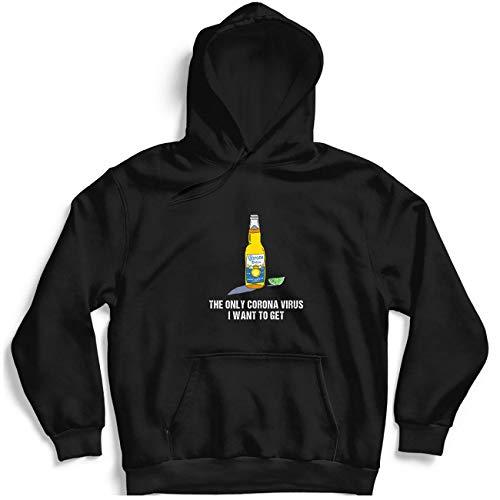 The Only Córónávírús I Want To Get Funny Shirt – Funny Paper Coroona Beer Shirt For Men – Córónávírús Against Strong Usa Handmade Shirt (2) Customize Hoodie 5065