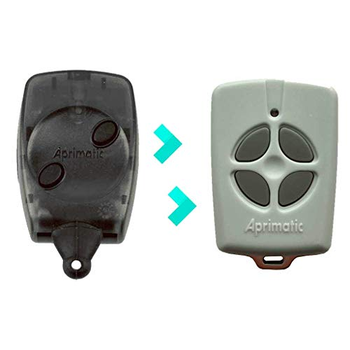 APRIMATIC TX4E compatible con APRIMATIC TX2M - Mando de Gara