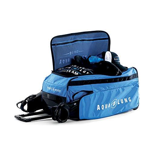 Aqua Lung Explorer II Rolltasche Blau -...