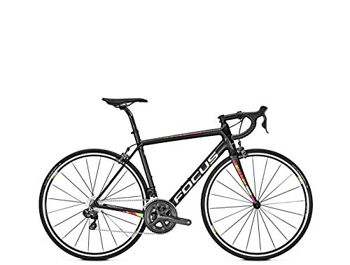 Vélo de course FOCUS Izalco Race Ultegra Di2 Noir - L