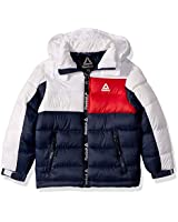 TOURME Girls Boys Spring Lightweight Puffer Jackets Kids Hoodie Bubble Down Jacket