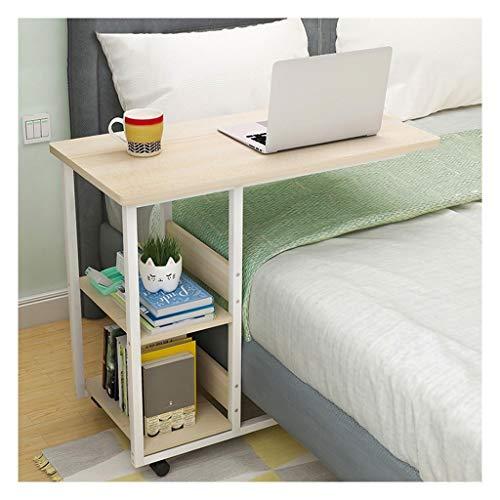 FHT Pflegetisch Schreibtisch Mobiler Pflegetisch Notebook Tisch Workstation Genießen Sie Auf Dem Bequemen Bett Leicht Und Flexibel Beistelltisch Notebooktisch