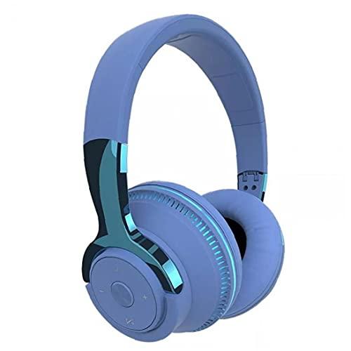 Auriculares inalámbricos auriculares para respirar sobre oído auriculares con micrófono bluesable