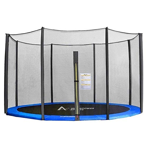 ULTRAPOWER SPORTS Filet de sécurité pour Trampoline 12FT - 366cm