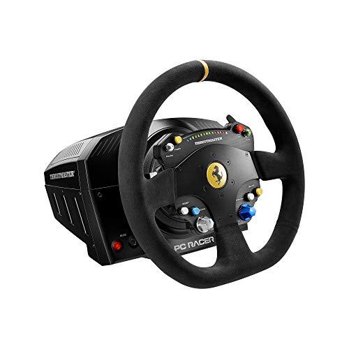 Thrustmaster TS-PC Racer Ferrari 488 Challenge Edizione (Volante, Force Feedback, 270° - 1080°, LED Tachometer, Sistema-Eco, PC)