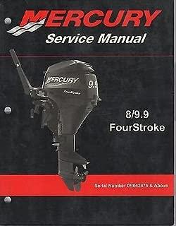 Best 2004 mercury 9.9 4 stroke manual Reviews