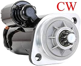 Rareelectrical BRAND NEW HIGH TORQUE GEAR REDUCTION STARTER COMPATIBLE WITH 1984-1986 MERCURY 170 190 3.7L 10059SP ST59
