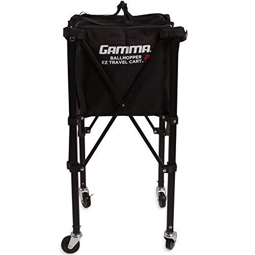 Gamma Sports EZ Travel Cart Pro Ball Hopper 150