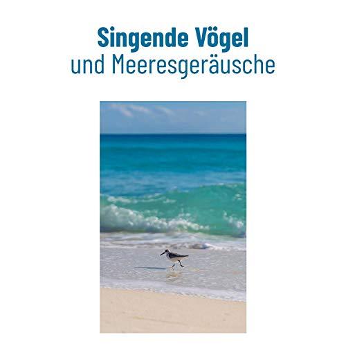 Singende Vögel und Meeresgeräusche - Entspannende Naturgeräusche mit Instrumentalmusik auf Klavier, Entspannungsmeditation, Achtsamkeit, Schlafliedern zum Schlafen