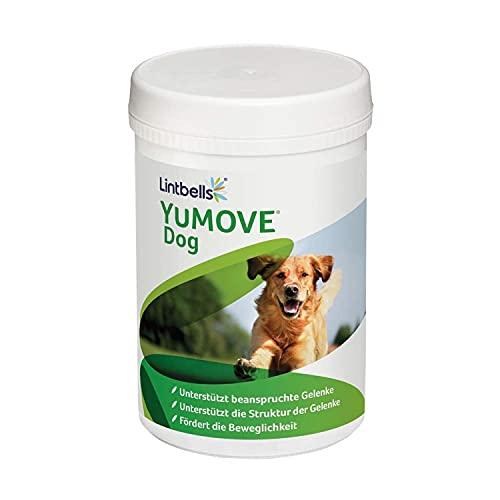 YuMOVE Gelenktabletten für Hunde mit Grünlippmuschel, Glucosamin und Choindroitin für alles Hunde, Hohe Akzeptanz beim Hund, 300 Tablets