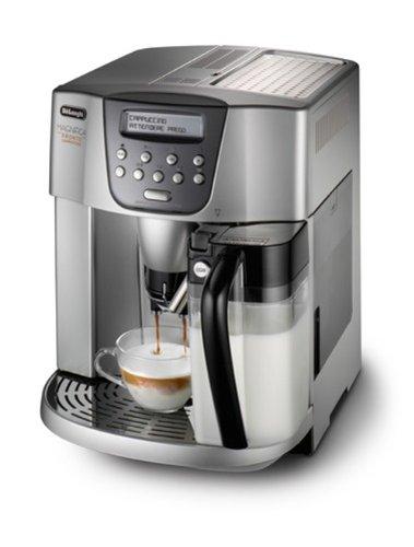 De'Longhi ESAM 4500 Kaffeemaschine für Cappuccino, silberfarben