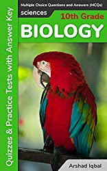 Biology Multiple Choice Questions - Grade 10 Biology Quiz