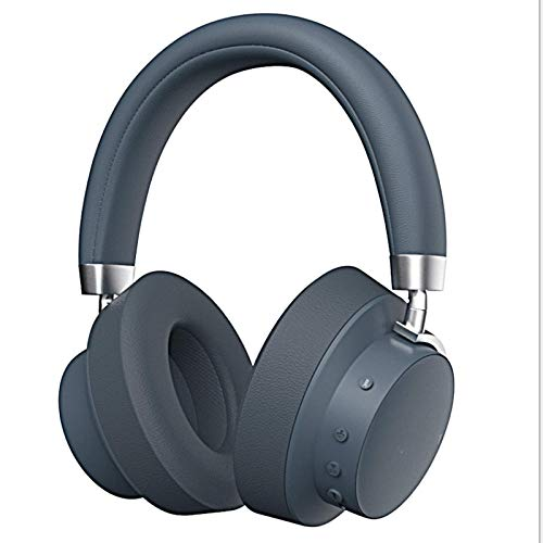ACEMIC Wireless Stereo Gaming Headset with Mic, with Noise Cancellation, Long Lasting Battery Up to 30 Hours, Comfortable Memory Foam,Over Ear Headphones for PS4, Xbox, Nintendo Switch, PC