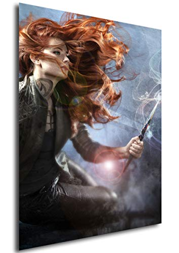 Instabuy Poster Propaganda Shadowhunters D Clary A4 30x21