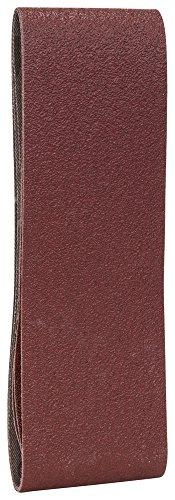 Kit Cinta de Lixa Best/Wood 60x400mm Bosch, 2608606007-000, Vermelho