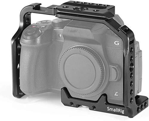 SMALLRIG Video Camera Cage for Panasonic Lumix DMC-G85 G80 Cameras - 1950