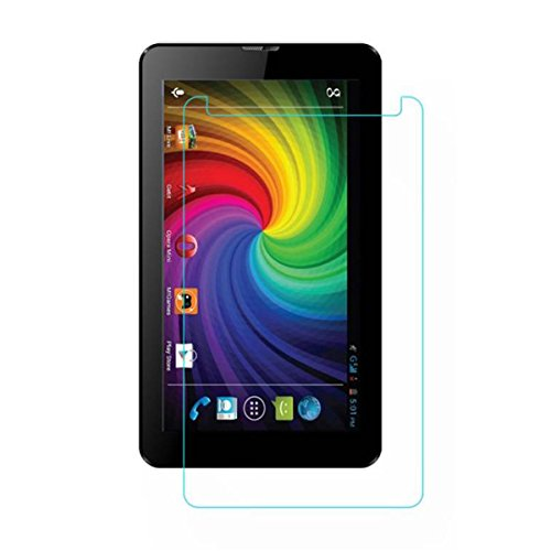 Fastway Tempered Glass Screenguard for Micromax Funbook Duo P310 Tablet Screen Guard