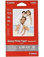 Canon GP-501 Papier Photo Glacé Format 10x15cm (100 feuilles)