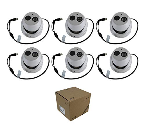 Check Out This 6 x 2 MP HDCVI Indoor/Outdoor Dome Security Camera 1/2.7 Fixed Lens OEM Dauha