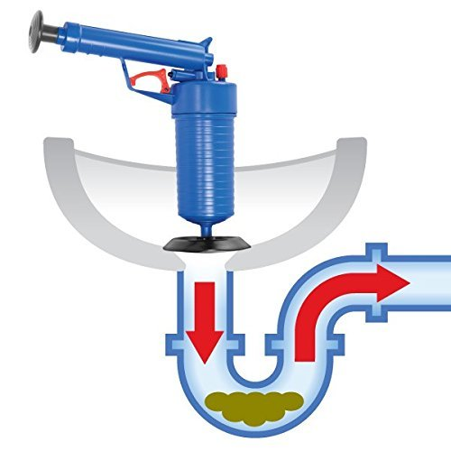 easy2u Toilet Plunger/Plunger Toilet Unblocker
