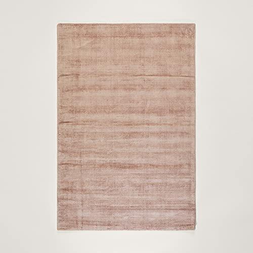 MADURA - Tapis de Sol Soft - Rose poudrée - 60x110 cm