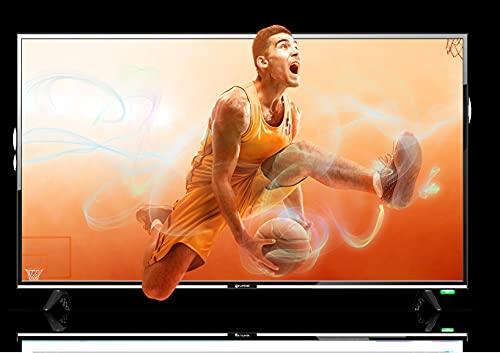 Grunkel - LED-42020T2 - Televisor de 106 centímetros con Panel Full HD, sintonizador TDT Alta Definición T2 y Potencia de Sonido 2 x 8W. con Modo Hotel y Auto-Apagado - 42 Pulgadas – Negro