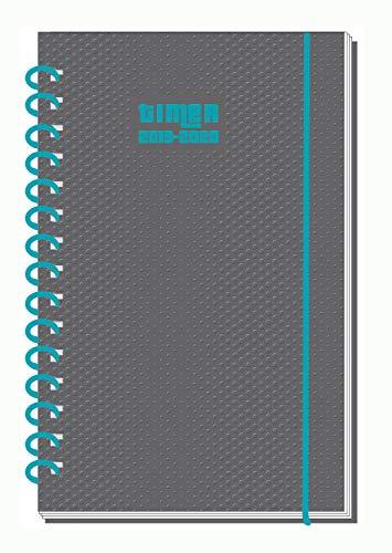 Trötsch Verlag  201912 - Schülerkalender 2019/2020, Flexi Muster, ca. 14 x 21 cm, 128 Seiten