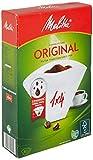 Melitta - Paper filters for coffee , White, 1er Pack
