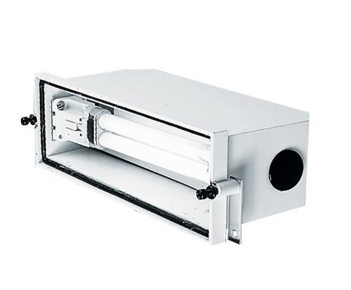 Juno Lighting Group PL115 CFL Non-IC Outdoor Rated Step Light Recessed Housing by Juno Lighting Group