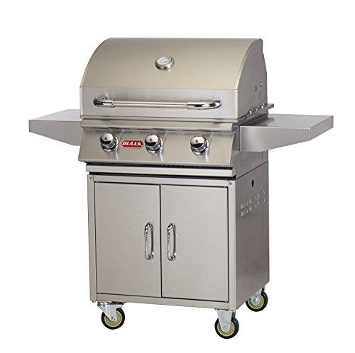 BULL 69101 Steer Cart Propane-Grills