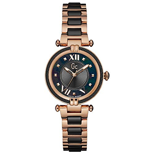 Gc Y18013L2 Ladies CableChic Watch