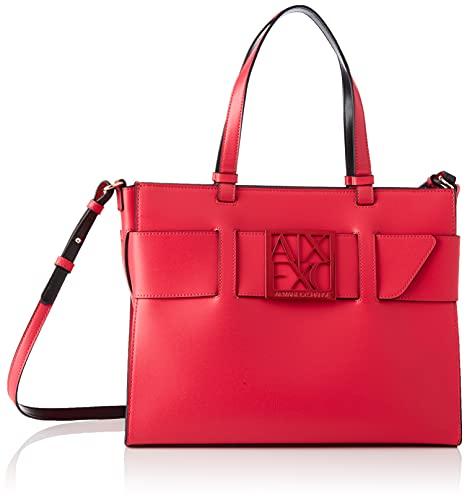 Armani Exchange Susi - Bolsa de compras para mujer, talla única, color, talla Einheitsgröße