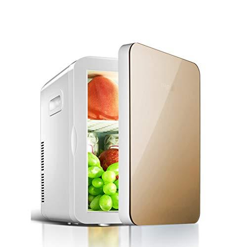 Mini-diepvrieskast voor auto, 6 l, koelbox voor de huidverzorging, koelkast, draagbaar gebruikt