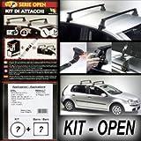 Superauto Kit + Barres de Toit Railing Open Peugeot 2085Portes à partir de...
