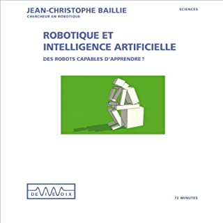 Couverture de Robotique et intelligence artificielle