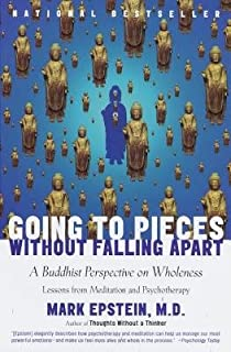 Going to Pieces Without Falling Apart( A Buddhist Perspective on Wholeness)[GOING TO PIECES W/O FALLING AP][Paperback]