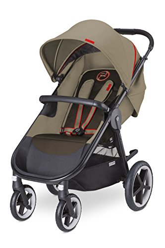 Cybex Poussette Eternise M 4, Coffee bean