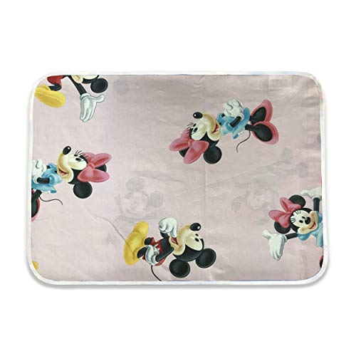 Serviette de table - Set de table - Tapis de table - motifs Disney pour maternelle et jardin d'enfants - 100% coton oeko tex - Made in Italy
