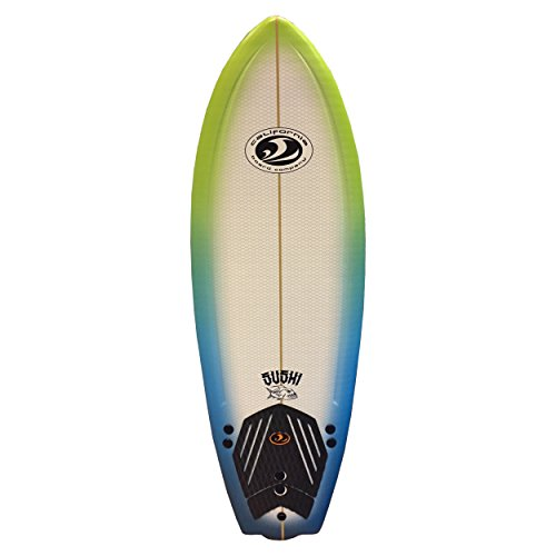 Tabla De Surf Softboard CBC FIsh 5´08´´